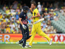 Josh Hazlewood was in irresistible form for Australia, Australia v England, 4th ODI, Adelaide, January 26, 2018
