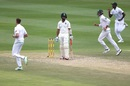 Morne Morkel had Cheteshwar Pujara edging behind for 1, South Africa v India, 3rd Test, Johannesburg, 3rd day, January 26, 2018