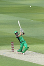 Kevin Pietersen sends one soaring into the sky, Stars v Hurricanes, Big Bash League, Melbourne, January 27, 2018
