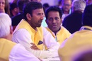 L Balaji, Chennai Super Kings' bowling coach, was in attendance at the IPL auction, Bengaluru, January 27, 2018