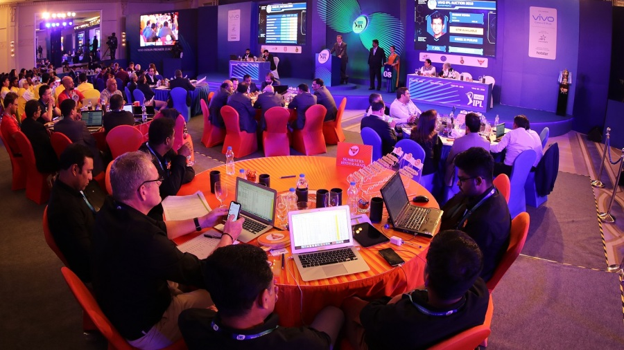 The 2018 IPL auction kicked off in Bengaluru on Saturday