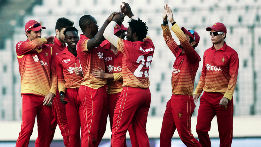 Zimbabwe played the same XI in all four of their tri-series matches in Bangladesh