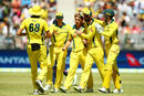 Adam Zampa claimed the wicket of Moeen Ali for 6, Australia v England, 5th ODI, Perth, January 28, 2018