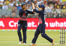 Adil Rashid helped keep England in the game, Australia v England, 5th ODI, Perth, January 28, 2018