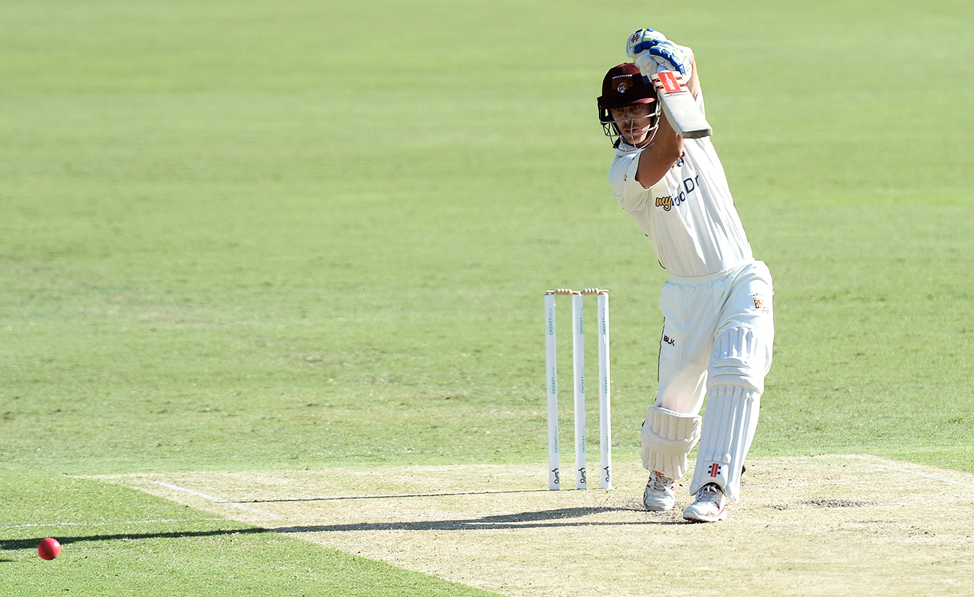 It's not like Lynn doesn't know how to bat for long periods of time - his Sheffield Shield 250 took nearly eight hours - he just finds the shorter format more fun