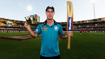 Chris Lynn is the king of sixes