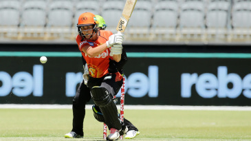 Natalie Sciver gave Perth Scorchers a strong finish