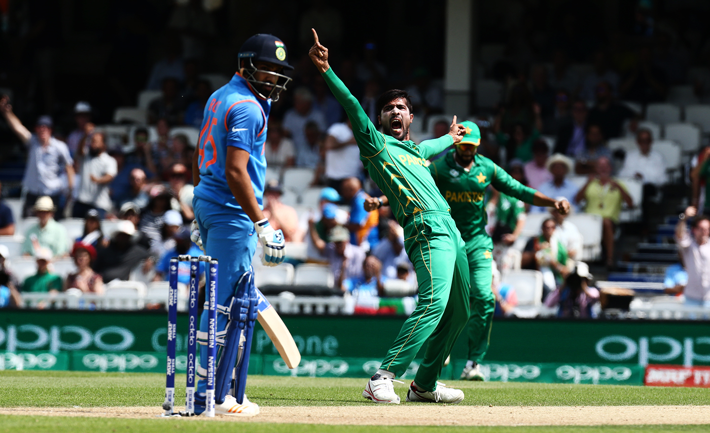 Pakistan Win The Champions Trophy Cricket Espncricinfo Com