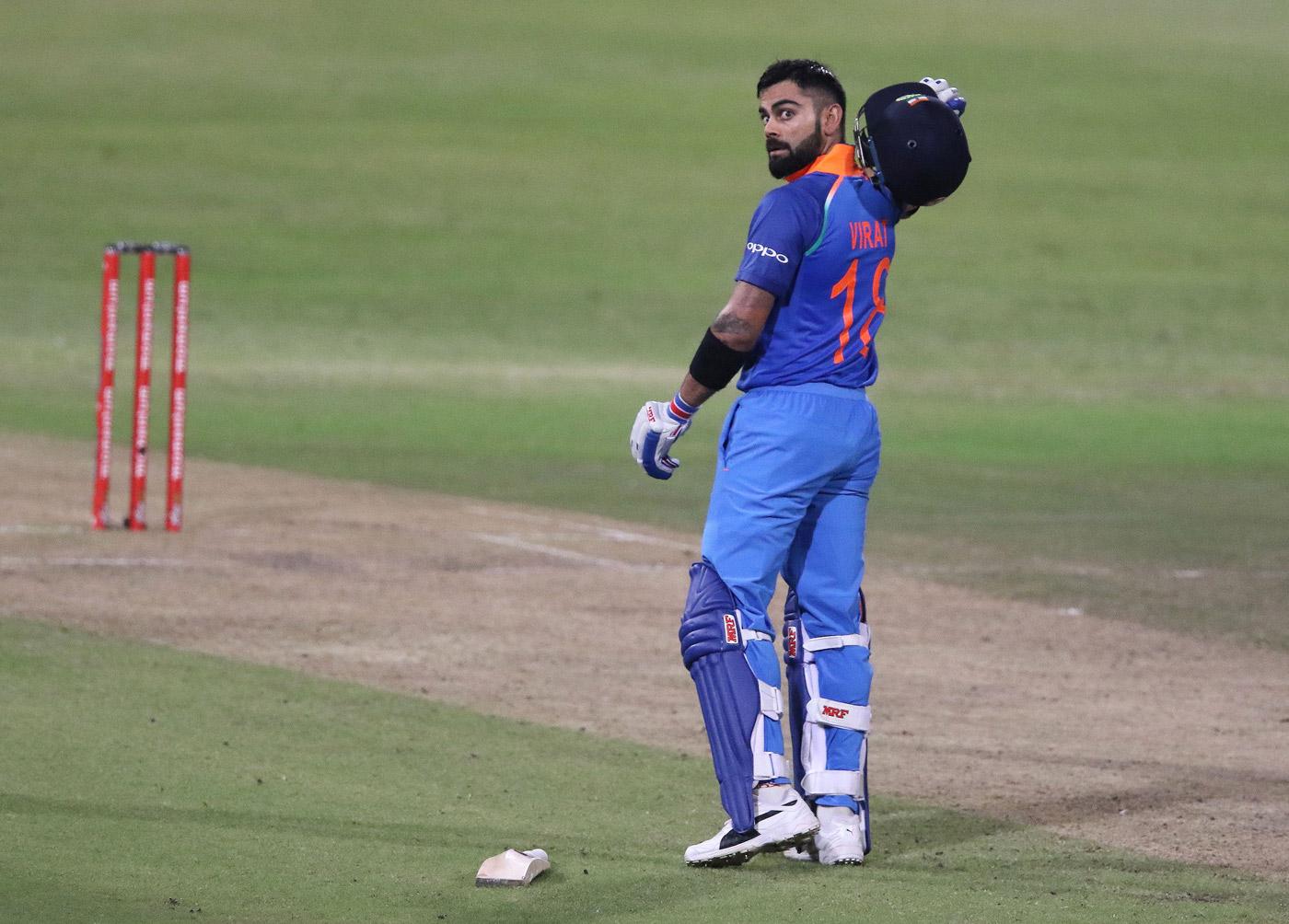 SA vs IND 2018: Red-Hot Virat Kohli Equals Sourav Ganguly's Record