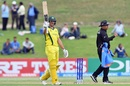 Jonathan Merlo's half-century kept Australia ticking, Australia v India, Under-19 World Cup, final, Mount Maunganui, February 3, 2018