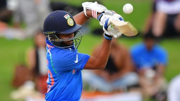 Prithvi Shaw was tested by short balls