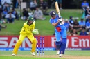 Shubman Gill was drawn out of his crease and stumped, Australia v India, Under-19 World Cup, final, Mount Maunganui, February 3, 2018