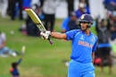 Manjot Kalra steered India to World Cup glory with an unbeaten century, Australia v India, Under-19 World Cup, final, Mount Maunganui, February 3, 2018