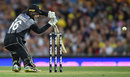 Tom Blundell made 14 off 16 balls, Australia v New Zealand, Trans-Tasman T20, Sydney, February 3, 2018
