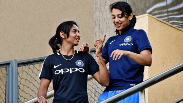 Rehab mates: Harmanpreet and Mandhana, captain and vice-captain of India's T20I team, spent quality time with each other while recovering from injuries at NCA