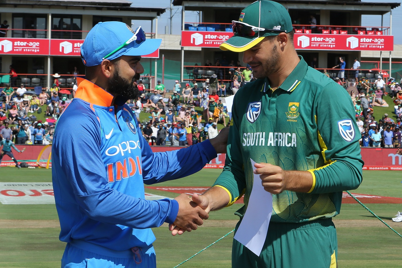 SA vs IND, 2nd ODI: Twitter Erupts As Kuldeep-Chahal Help India Skittle Hosts For A Modest Total