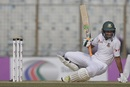 Mahmudullah was floored by a bouncer, Bangladesh v Sri Lanka, 1st Test, Chittagong, 5th day, February 4, 2018
