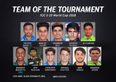 ESPNcricinfo's team of the U-19 World Cup features as many as four Indians, two Afghans and two Pakistanis