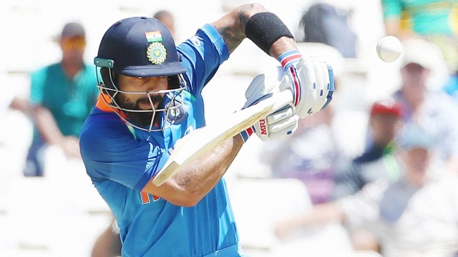 Virat Kohli looks to ride the bounce