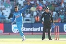 Kuldeep Yadav was among the wickets once again, South Africa v India, 3rd ODI, Cape Town, February 7, 2018