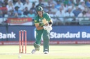 Aiden Markram fell for 32, South Africa v India, 3rd ODI, Cape Town, February 7, 2018