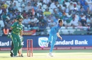 Yuzvendra Chahal collected four wickets, South Africa v India, 3rd ODI, Cape Town, February 7, 2018