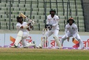 Kusal Mendis countered Bangladesh's spinners with a classy half-century, Bangladesh v Sri Lanka, 2nd Test, Mirpur, 1st day, February 8, 2018