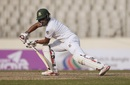 Imrul Kayes dabs one behind point, Bangladesh v Sri Lanka, 2nd Test, Mirpur, 1st day, February 8, 2018