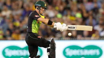 D'Arcy Short anchored the chase with 36 not out