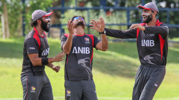 After a rocky start in the field, Imran Haider's prayers were answered with three wickets