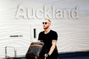 Ben Stokes arrives at Auckland airport, Auckland, February 16, 2018