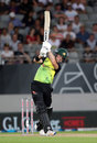 D'Arcy Short made his maiden international fifty, New Zealand v Australia, Trans-Tasman T20 tri-series, Auckland, February 16, 2018