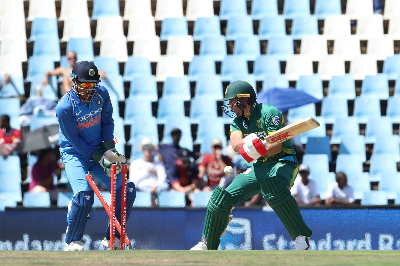 India vs South Africa 6th ODI Highlights