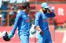 Virat Kohli and MS Dhoni have a chat, South Africa v India, 6th ODI, Centurion, February 16, 2018