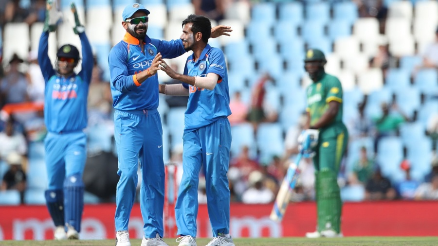 SA vs IND 2018: Sunil Gavaskar Backs Yuzvendra Chahal To Play Key Role In Second T20I