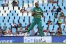 Lungi Ngidi removed Rohit Sharma for 15, South Africa v India, 6th ODI, Centurion, February 16, 2018