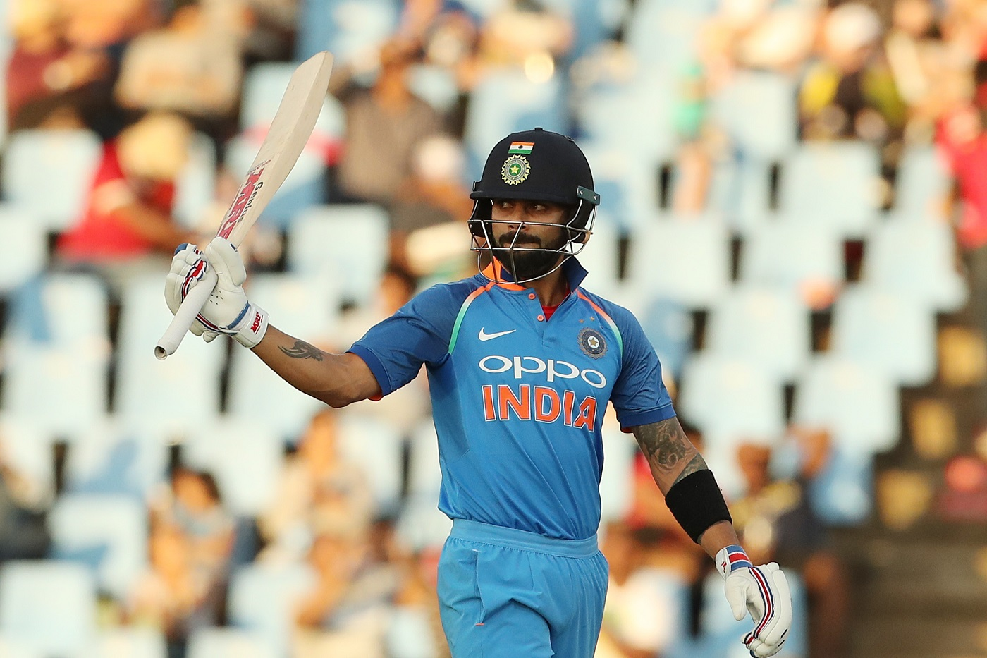 SA vs IND 2018:  I'm Not Going To Live In A Dream Land Right Now And Accept All The Praise: Virat Kohli