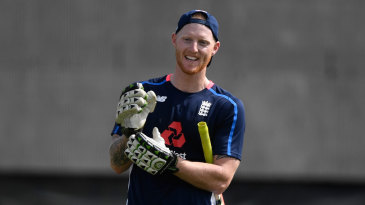 Ben Stokes returned to the England fold