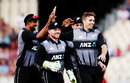 Tim Southee struck with his third ball, New Zealand v England, Trans-Tasman T20 tri-series, Hamilton, February 18, 2018