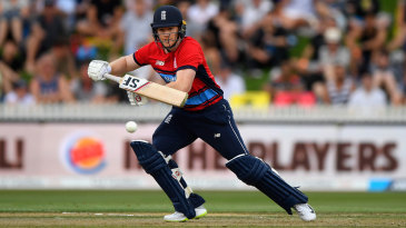 Eoin Morgan was fit to return