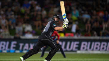 Colin Munro was given play to feed off on his pads