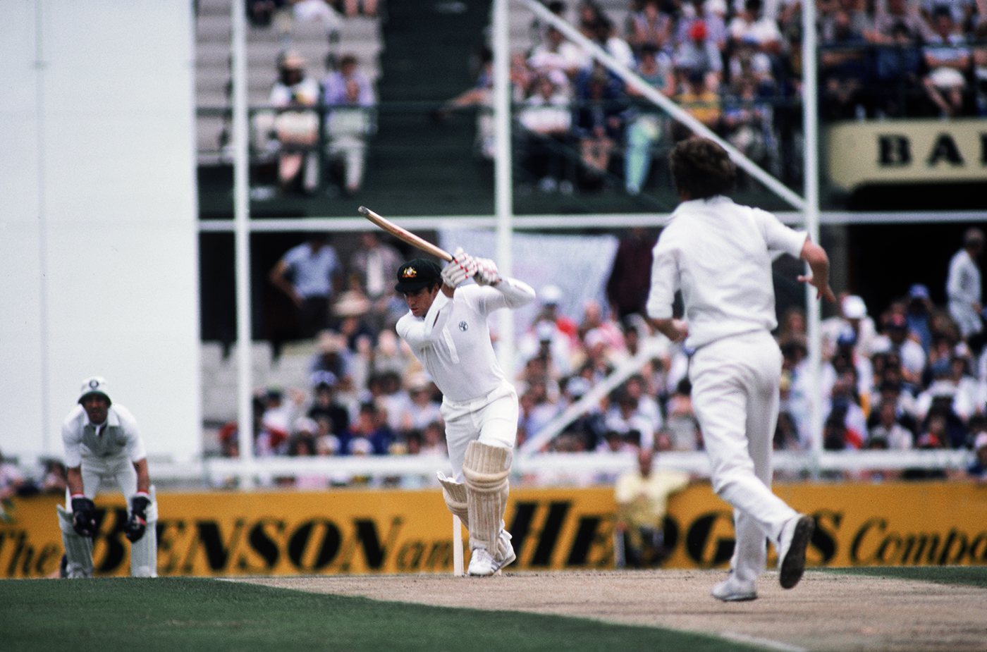 After his revelation in Hobart, Greg Chappell made more than 6500 runs at 54.93