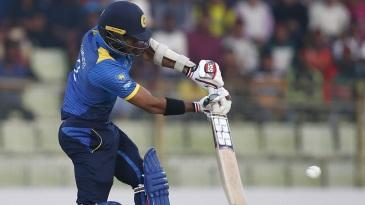 Kusal Mendis gave Sri Lanka a strong start