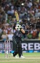 Colin Munro goes aerial, New Zealand v England, Trans-Tasman T20 tri-series, Hamilton, February 18, 2018