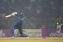 Upul Tharanga punches through point, Bangladesh v Sri Lanka, 2nd T20I, Sylhet