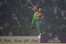 Abu Jayed takes flight on debut, Bangladesh v Sri Lanka, 2nd T20I, Sylhet