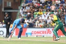 Manish Pandey found boundaries hard to come by, South Africa v India, 1st T20I, Johannesburg, February 18, 2018
