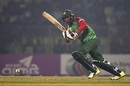 Mahmudullah turns the ball to the leg side, Bangladesh v Sri Lanka, 2nd T20I, Sylhet