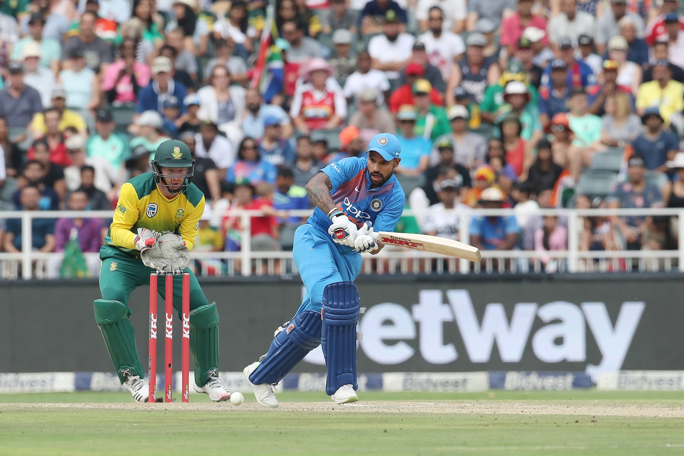 South Africa vs India: Combined XI from the T20I Series 1