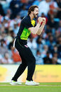 Kane Richardson claimed the prize scalp of Colin Munro, New Zealand v Australia, T20 Tri-Series final, Auckland, February 21, 2018